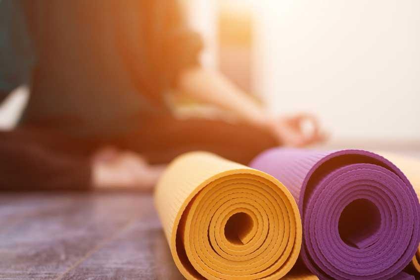 Yogamatten Vorteile