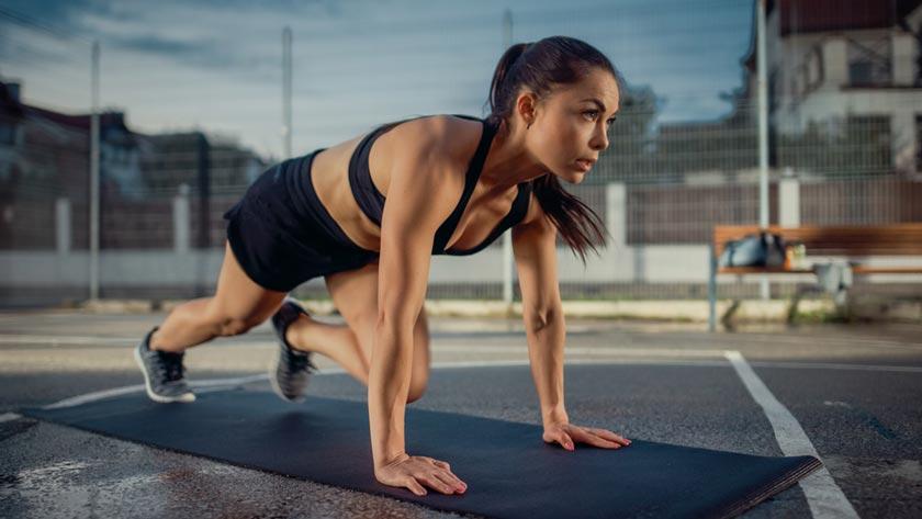Alles was Du über Sportmatten wissen solltest
