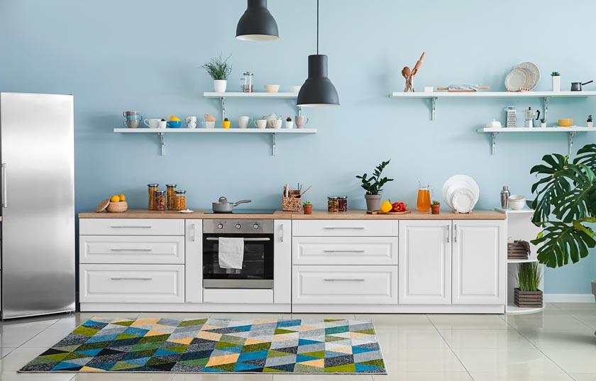 Küchenteppich: Alles was Du wissen musst